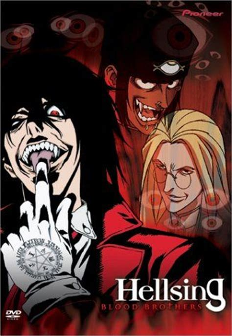 brothers hellsing hellsing 2 blood brothers 2002 on collectorz
