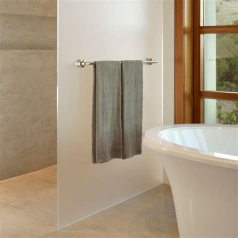 bathroom towel rack height what is the towel bar height