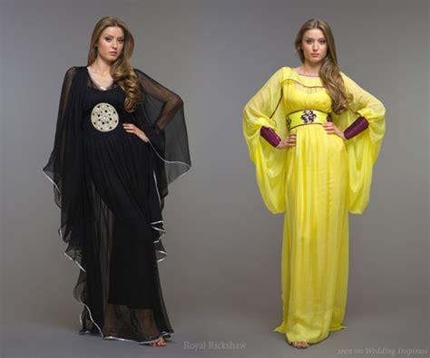 Baju Muslim Kaftan 30 model baju muslim kaftan remaja modern terbaru 2017 keren
