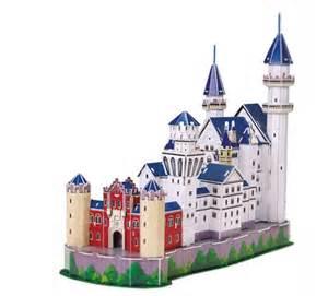 Crear Planos Online maqueta cart 211 n kit para montaje castillo neuschwanstein
