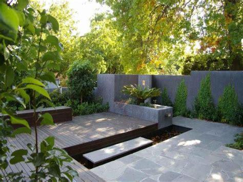Modern Tropical Garden Design Modern Tropical Garden