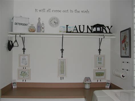 Landry Home Decorating by Best Laundry Room Wall Lettering Amp Wall Decors