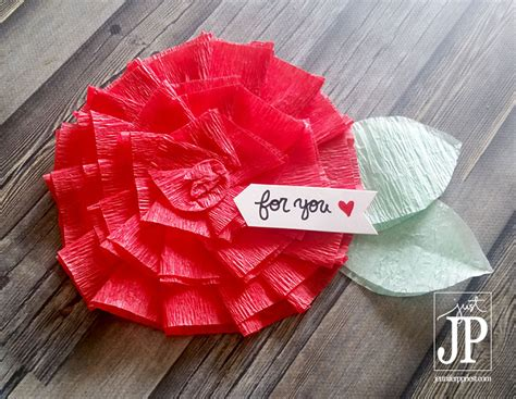 How Much Do You Make On A Paper Route - how to make crepe paper flowers may flowers challenge