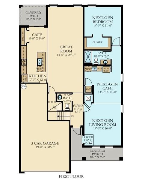 Lennar Independence Floor Plan | independence floor plan lennar
