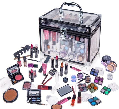 Makeup Kit shany carry all trunk professional makeup kit