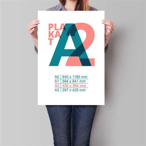 Plakat A3 Wymiary by Formaty I Wymiary Plakat 243 W Od A0 Do Blogomat