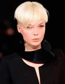 coupe de cheveux courte pour femme hiver 2016 les plus