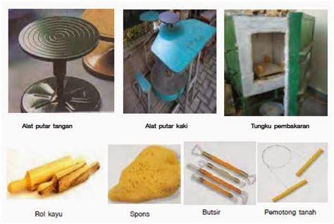 Pisau Pemotong Keramik produk kerajinan dari bahan alam media belajar