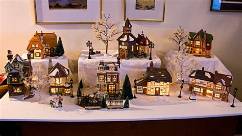 home design image ideas dickens village set up ideas
