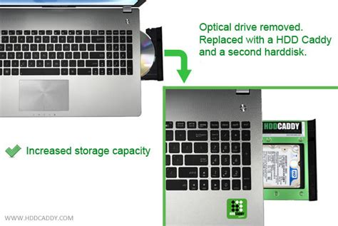can you increase laptop storage what is hdd caddy hddcaddy eu hdd caddy for 2nd drive