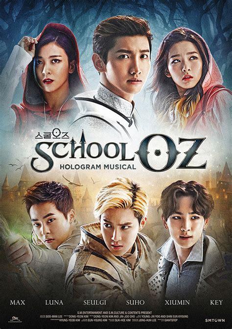 film yang diperankan xiumin exo changmin tvxq key shinee suho exo cs di poster musikal