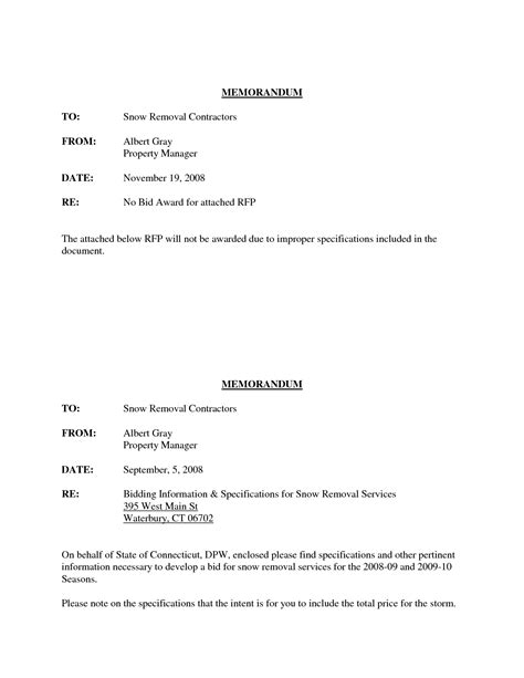 Snow Removal Proposal Template One Piece Snow Removal Estimate Template