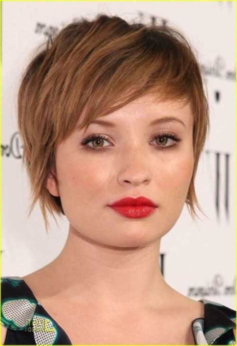 short hairstyles chubby face 25 pretty short haircuts for chubby round face short