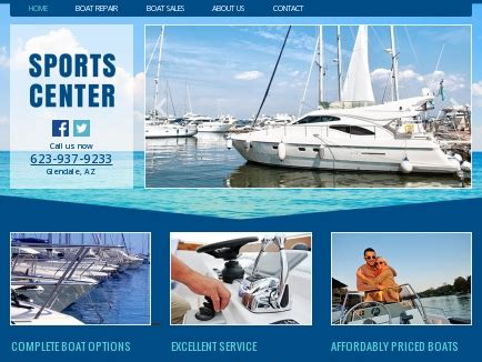 sports center boat sales and repair glendale az - Boat Repair Glendale Az