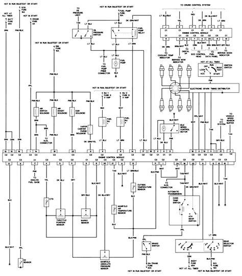 97 cadillac deville vacuum diagram 97 free engine image