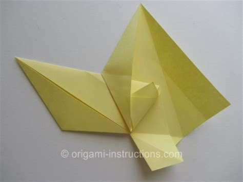 6 Pointed Origami - modular 6 pointed folding