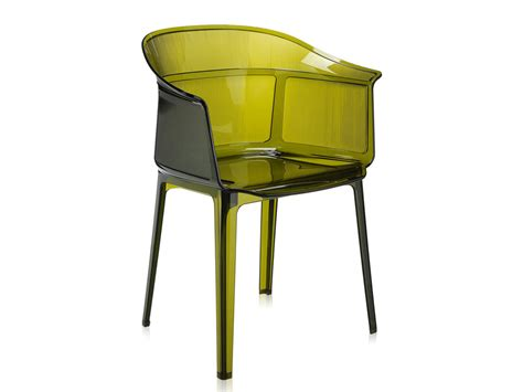 buy the kartell papyrus armchair at nest co uk