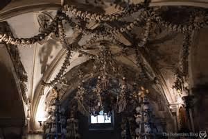 Bohemia Chandelier Bone Churches Of Bohemia The Sedlec Ossuary At Kutn 225 Hora