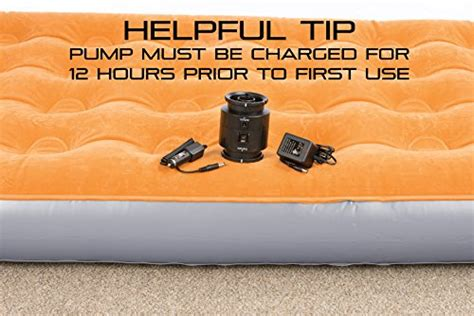 alps mountaineering rechargeable air bed alps mountaineering rechargeable air bed twin cing