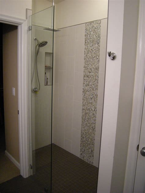 Free Shower by Barrier Free Shower Newer Home Home Remodeling Boise