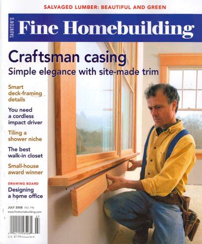 issue 190 fine homebuilding ratch47 on amazon com marketplace sellerratings com