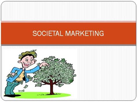 societal marketing authorstream