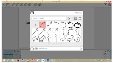tutorial membuat video scribe modul untuk belajar modul belajar videoscribe sebagai