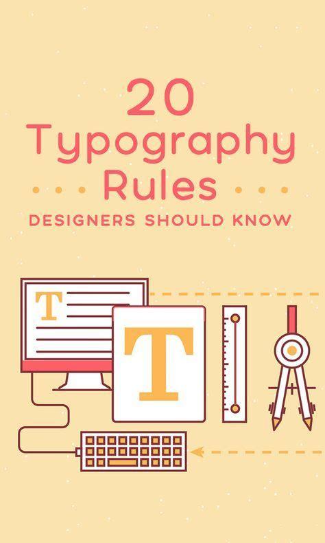 design font rules 455 best diy graphic design images on pinterest