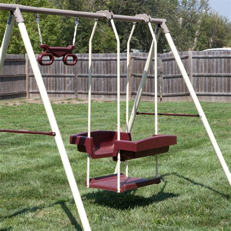 Metal Swing Sets - swing sets seats accessories buying guide on hayneedle