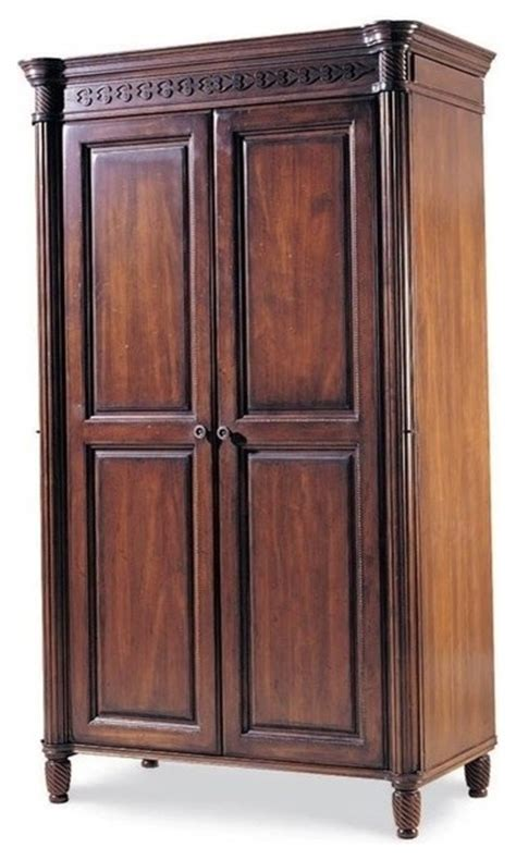 Armoire Wardrobes by Durham Furniture Mount Vernon Armoire Cunningham