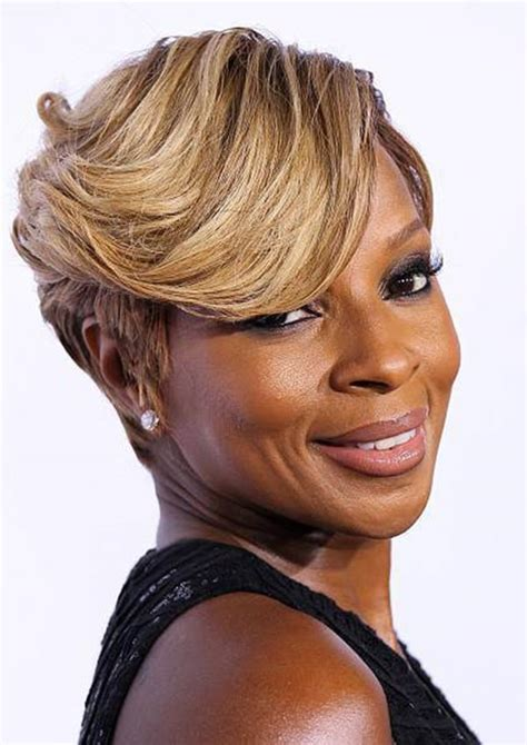 hair styles foe 60yearolddlim womem 61 short hairstyles that black women can wear all year long
