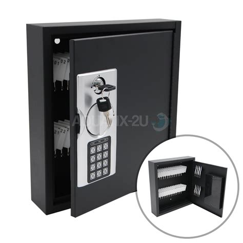 key storage cabinet with combination lock 40 key electronic digital key safe cabinet combination