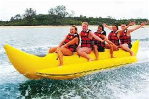 banana boat friends banana boat rides for friends and family picture of the