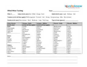 wine tasting sheet template blind wine tasting notes template blind wine tasting sheet