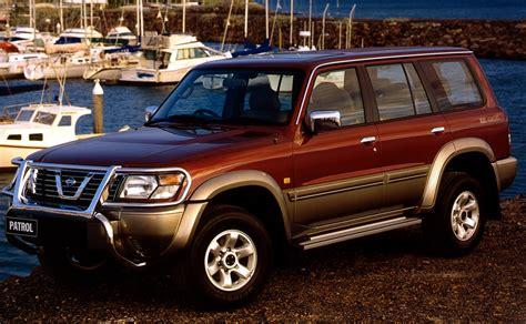 Nissan Patrol 2020 by 2020 Nissan Patrol Y61 Exterior Release Date Price
