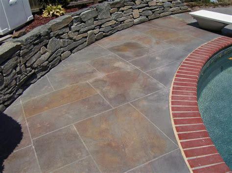 unique outdoor flooring ideas hgtv