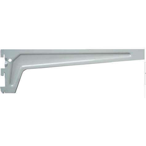 handy shelf 360mm shelving white bracket bunnings