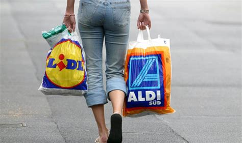 len aldi tesco supermarket sales increase as affluent shoppers