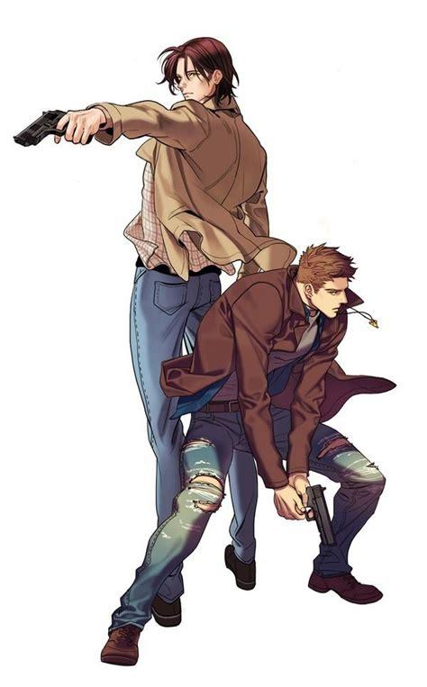 anime supernatural 409 best supernatural fan art images on pinterest