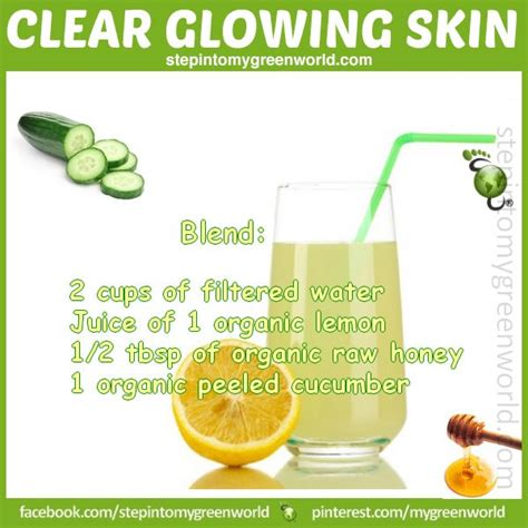 Clear Skin Detox Recipes by 17 Best Images About Skincare On Posts
