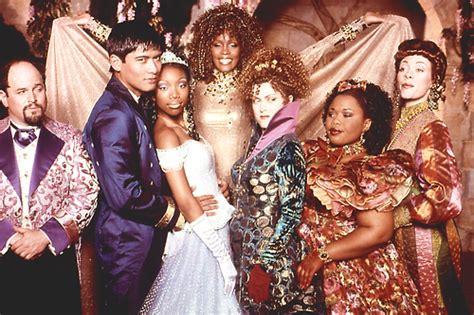 cinderella film whitney houston who else loved cinderella 1997
