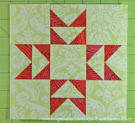 t quilt block tutorial includes free paper piecing