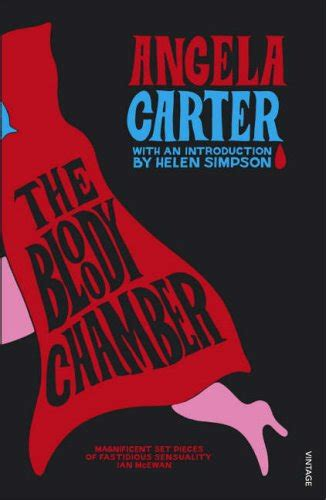 my bloody book the bloody chamber by angela better a book