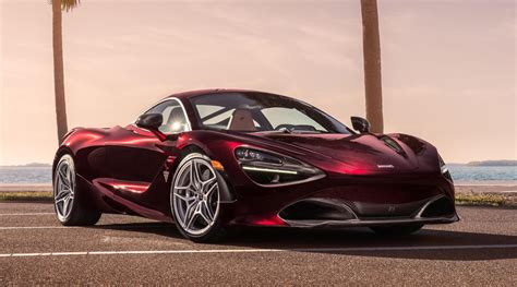 custom mclaren 720s one off mso mclaren 720s raises big money for charity