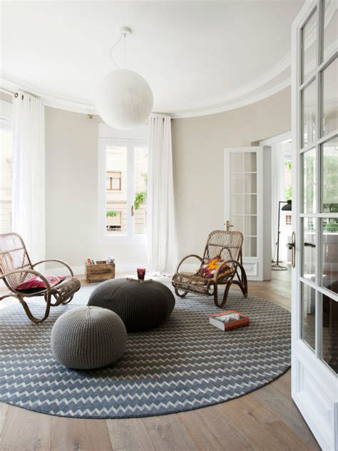 round living room rugs 5 colorful round living room rugs