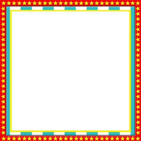 Carnival Borders Clipart by Carnival Clipart Border Pencil And In Color Carnival