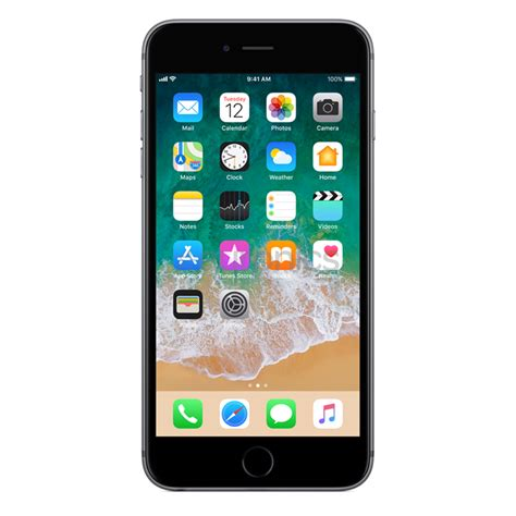 apple iphone 6s plus 32 gb mn2v2et a