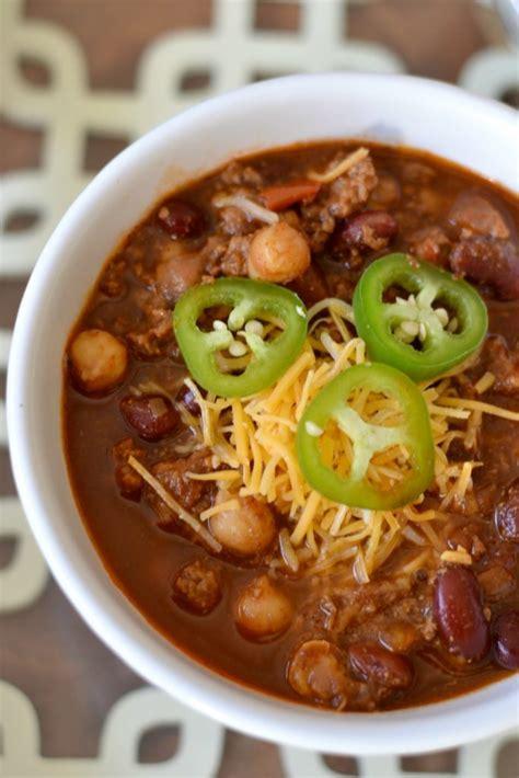 award winning chili on pinterest award winning beef and bean chili good and simple