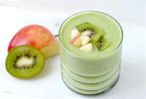 V Juice Apple Kiwi kiwi apple green smoothie nutrition nutrition