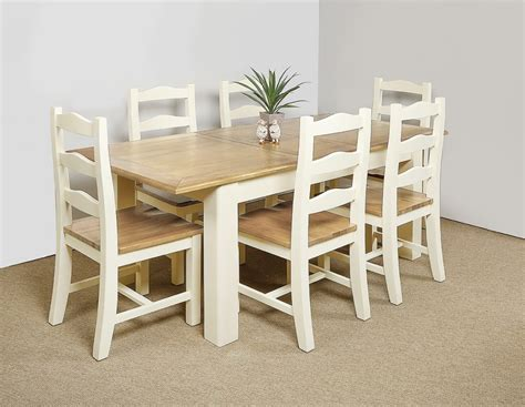 ivory dining table and chairs montana ivory extending dining table and 6 chairs